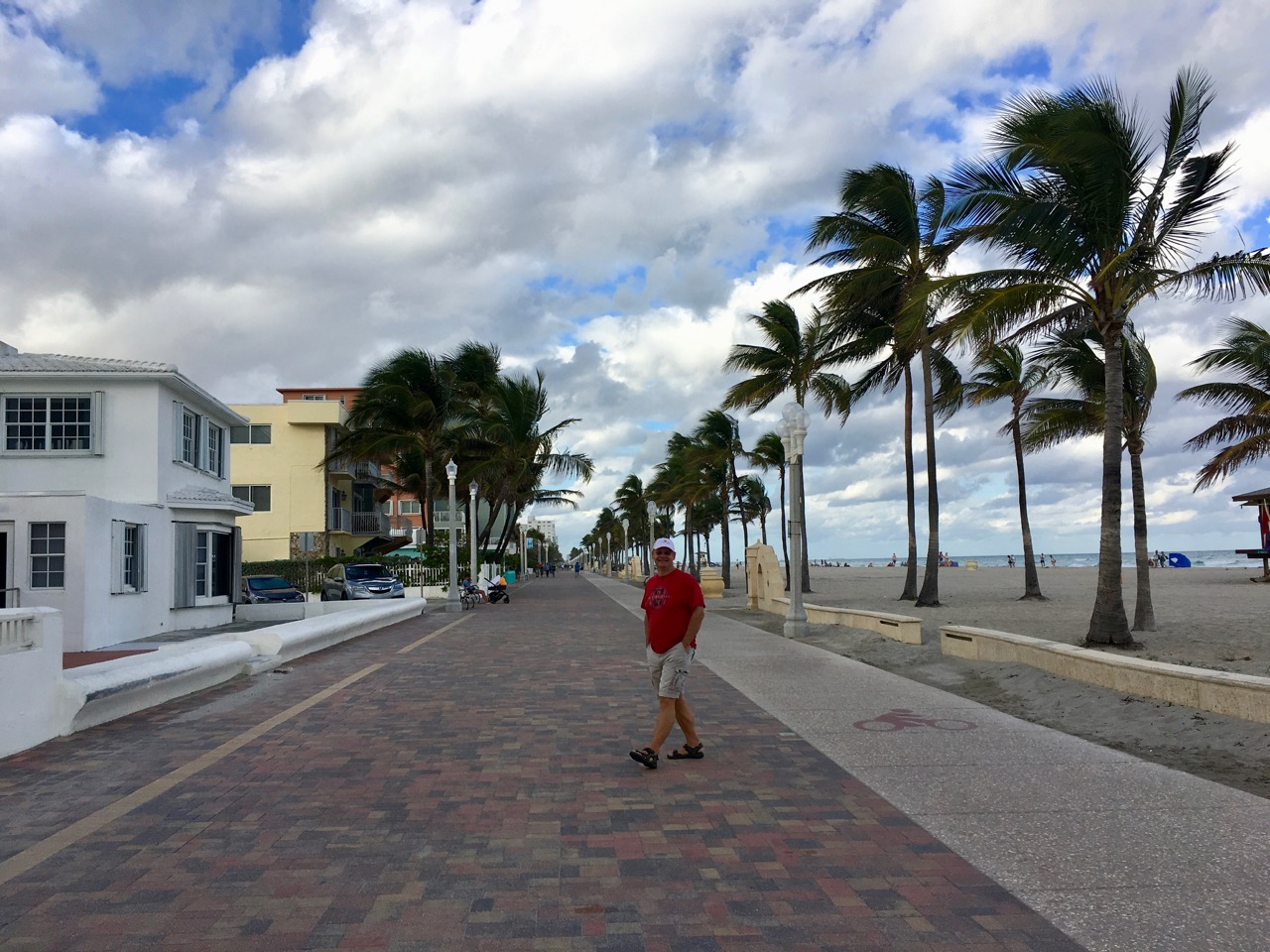 Hollywood Beach Broadwalk