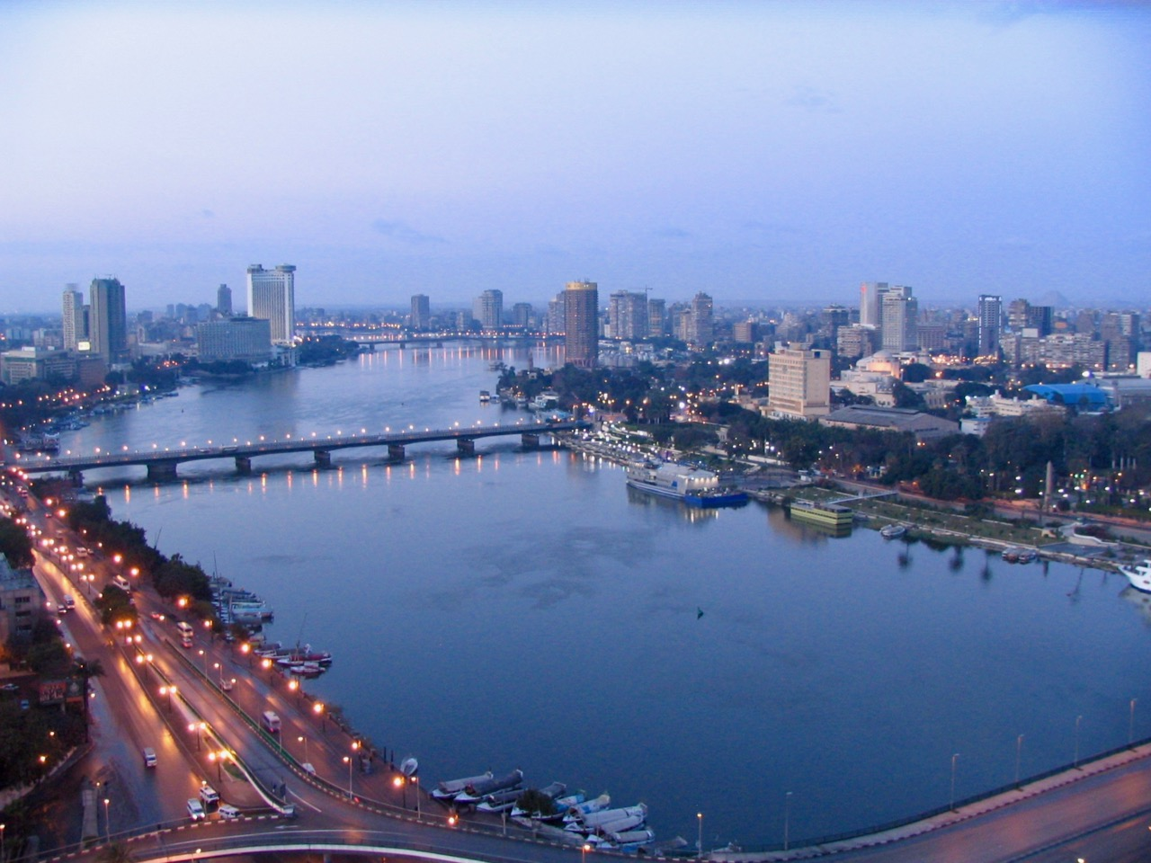 Cairo & Nile River