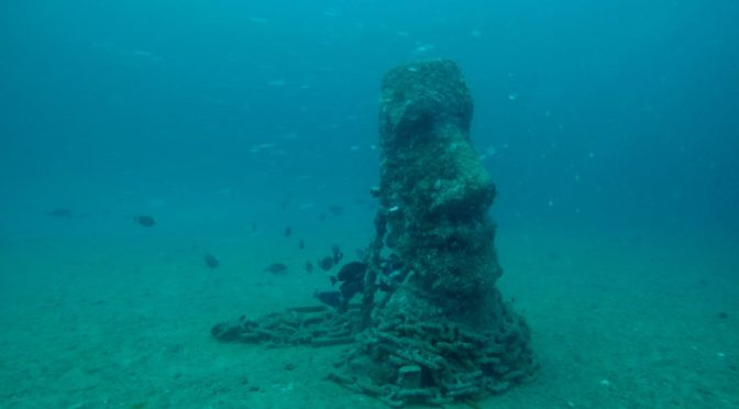 Diving the Rapa Nui off Deerfield Beach