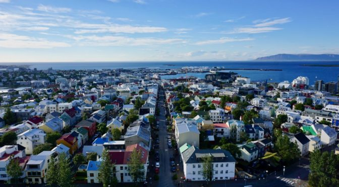 How to spend a one-day stopover in Iceland