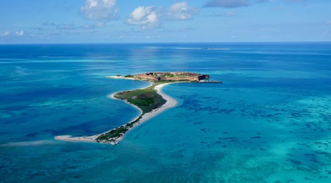 Exploring Fort Jefferson and the Dry Tortugas