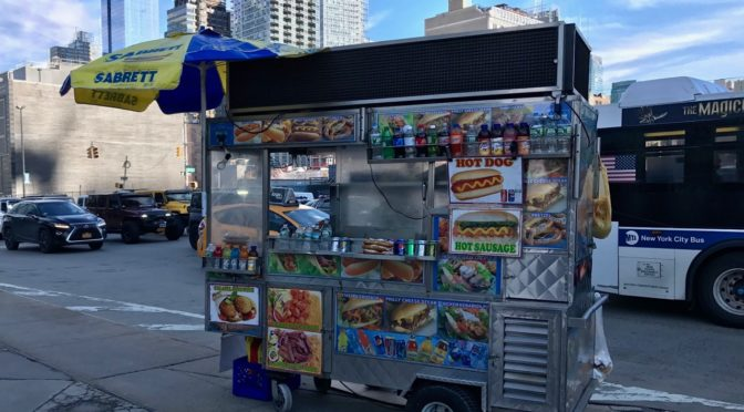 Some interesting and affordable places to eat in Manhattan