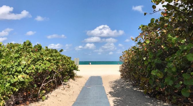 South Florida Beach Guide