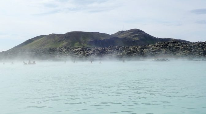 Rejuvenating at the Blue Lagoon Spa, Iceland
