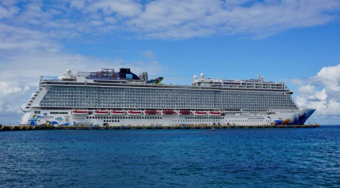 Cruising on a Mega Ship—Our review