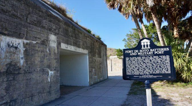 Exploring Fort De Soto Park